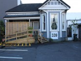 Front shot , we are at 339 new north rd with plenty of onsite parking